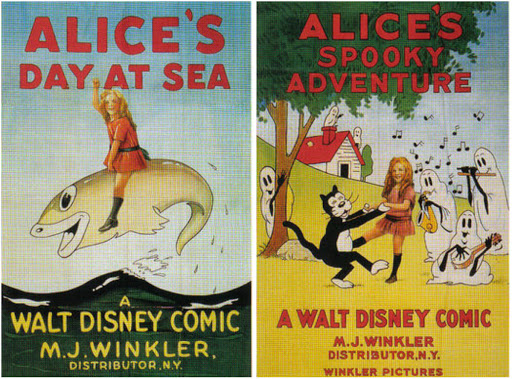 Classic Movie History Project: The Early Years of Disney Magic (1923-1937)