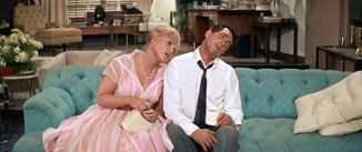 Judy Holliday and Dean Martin in Bells Are Ringing (1960)